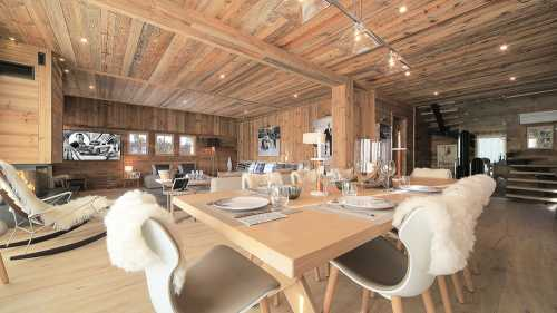 Private chalet, MEGEVE - Ref 68584